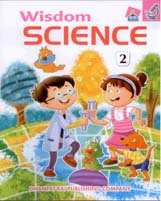 + Wisdom Science-2 + Dhanpatrai Books